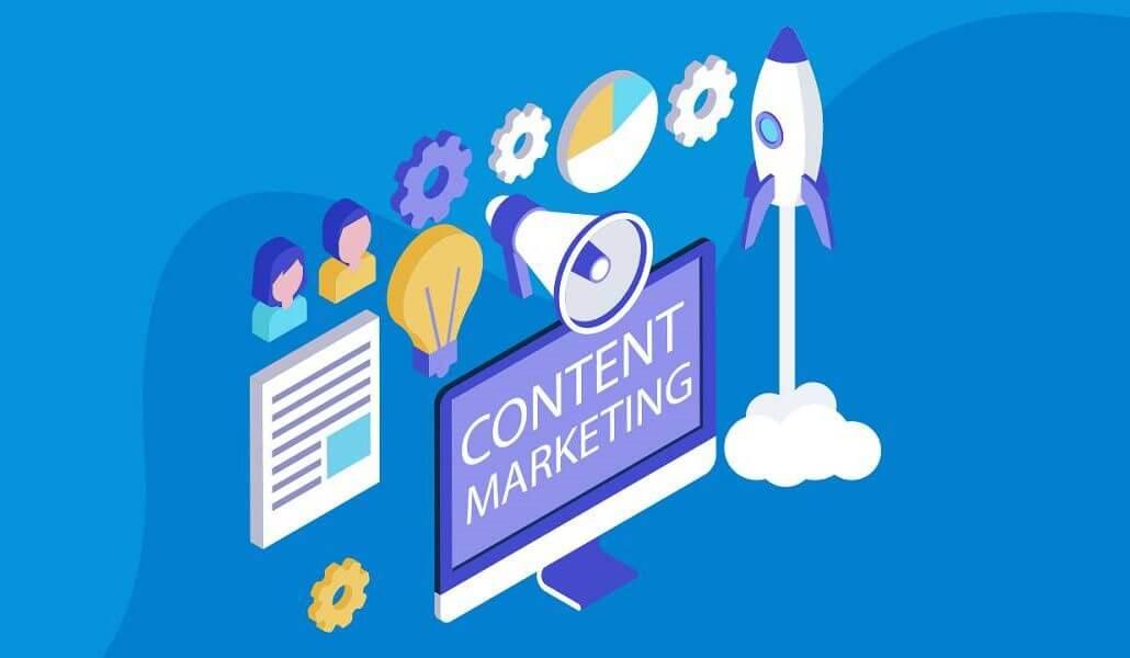 تولید محتوا برای طراحی سایت شرکتی