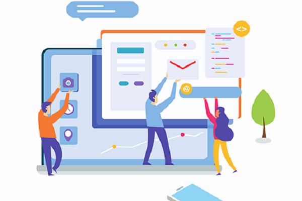 طراحی مجدد وبسایت