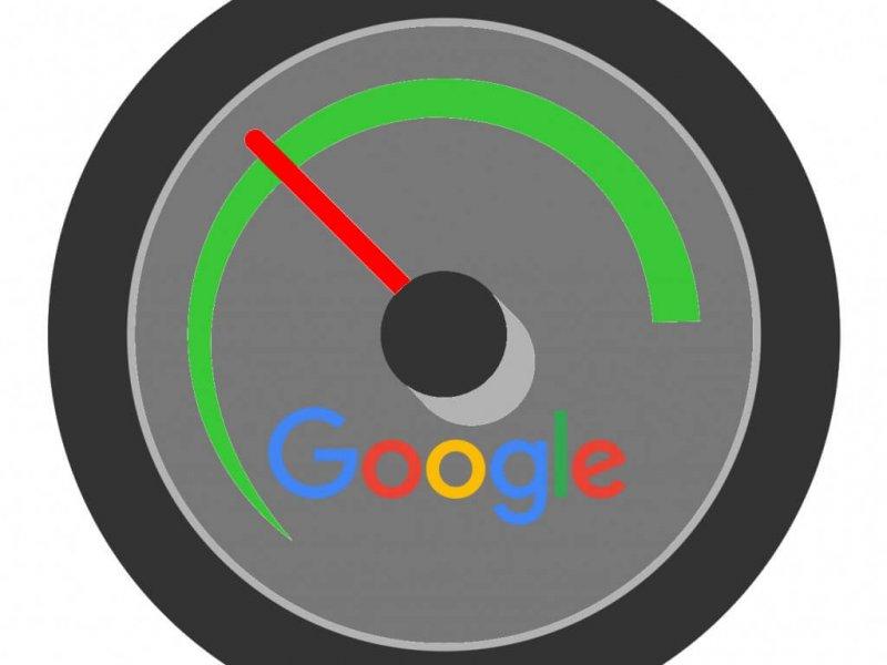 تاثیر سرعت سایت در افزایش بازدید گوگل